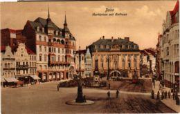 CPA AK Bonn- Marktplatz Mit Rathaus GERMANY (883806) - Bonn