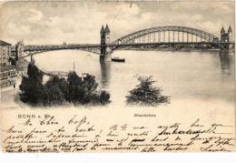 CPA AK Bonn- Rheinbrucke GERMANY (883870) - Bonn