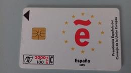 TELEFONICA   2000+100  ESPANA 95 - Espagne