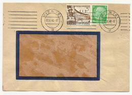 Germany Reich - Stamp Mi# 739 Leipziger Messe On Cover ,used Wien 1940 - Deutschland