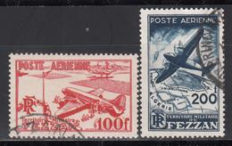 1948, Yvert Nº 4 / 5 - Fezzan (1943-1951)