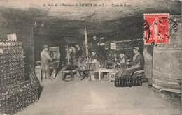 49 Caves De Munet Vin Mousseux Mise En Bouteille Environs De Saumur Vignoble - Autres Communes