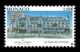 Monaco 2019 Mih. 3456 Hotel De Paris In Monte-Carlo MNH ** - Neufs