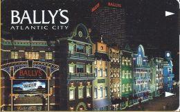 Bally's Casino Hotel Room Key Card - Hotelsleutels (kaarten)