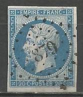 FRANCE - Oblitération Petits Chiffres LP 879 LA CLAYETTE (Saône & Loire) - 1849-1876: Periodo Classico