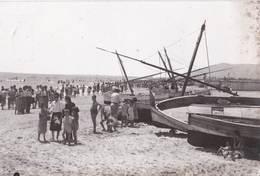 Carte Postale Photo : Cullera (Espagne  Valencia)     Playa De San Antonio 1953 - Valencia