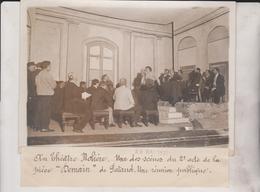 AU THÉÂTRE MOLIERE PIÈCE DEMAIN DE PATAUD  18*13CM Maurice-Louis BRANGER PARÍS (1874-1950) - Personalidades Famosas