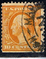 US 310 // YVERT  174 // 1908-09 - Stati Uniti