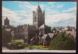 DUBLIN CITY - EIRE - Christ Church Cathedral - CHRISTIANITY - Vg - Dublin