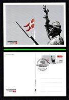 DENMARK 2008 FRAMA Frimærkeforum '08 Fredericia: Souvenir Card CANCELLED - Vignette Di Affrancatura (ATM/Frama)