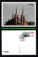 DENMARK 2009 FRAMA Frimærkeforum '09 Roskilde: Souvenir Card CANCELLED - Vignette Di Affrancatura (ATM/Frama)