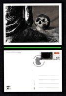 DENMARK 2011 FRAMA HOFI At Horsens: Exhibition Card CANCELLED - Vignette Di Affrancatura (ATM/Frama)