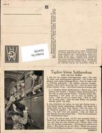 624199,WK 2 Liedkarte Tapfere Kleine Soldatenfrau Zug Soldat - Weltkrieg 1939-45