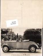 624196,Reklame AK Roadster Oldtimer Grand Luxe 301 Peugeot - Werbepostkarten
