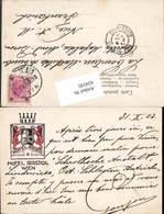 624195,Reklame AK Wien Hotel Bristol 1903 Nach Nice - Werbepostkarten