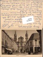 624187,Reklame AK Nancy Peugeot Händler - Werbepostkarten