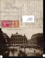 624184,Reklame AK Paris Place De Opera Maggi Reklame - Werbepostkarten