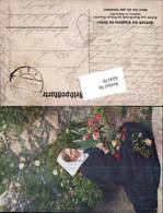 Reklame AK WK 1 Feldpost Schweidnitz Amol Versand N. Lengenfeld Ambach - Werbepostkarten