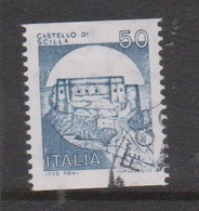 Italy Republic S 1528A 1985 Castle 50 Lire Ultra ,used - 1971-80: Used