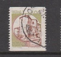 Italy Republic S 1530C 1983 400 Lire Green Venafro ,used - 1971-80: Used
