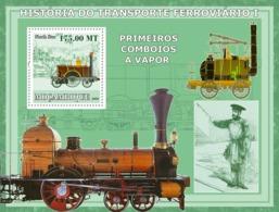 Mozambique 2009 First Trains - Mozambique
