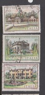 Italy Republic S 1536-1538 1980 Villa 1st Issue ,used - 1971-80: Used