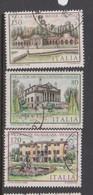 Italy Republic S 1536-1538 1980 Villa 1st Issue ,used - 6. 1946-.. Republic
