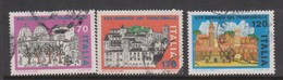 Italy Republic S 1542-1544 1980 Stamp Day ,used - 1971-80: Used
