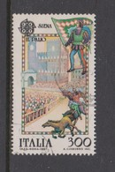 Italy Republic S 1552 1981 Europa   Siena,used - 1971-80: Used