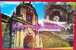 Fort Santiago - Philippinen