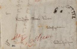 1842 WOLFENBÜTTEL  Bf N. Badenhausen - Deutschland