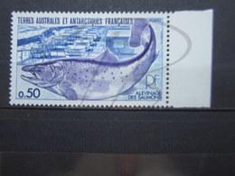 VEND BEAU TIMBRE DES T.A.A.F. N° 71 + BDF , XX !!! (a) - Französische Süd- Und Antarktisgebiete (TAAF)