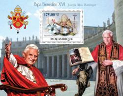 Mozambique 2009 – Pope Benedict XVI - Mozambique