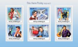 Mozambique 2009 Elvis Aaron Presley - Mozambique