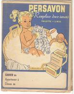 20114 - Pour PERSAVON - Publicités