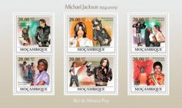 Mozambique 2009 Michael Jackson - Mozambique
