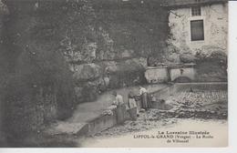 VOSGES - LIFFOL Le GRAND - La Roche De Villouxel - Liffol Le Grand