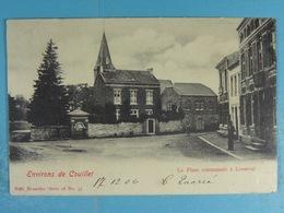 Environs De Couillet La Place Communale à Loverval - Gerpinnes