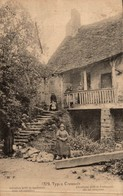 TYPES CREUSOIS - France
