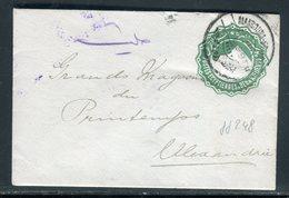 Egypte - Entier Postal De Mandsourah Pour Alexandrie En 1899 - Prix Fixe - Réf JJ 248 - Égypte