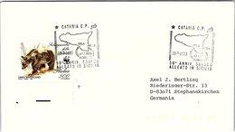 ITALIA.  50° ANNIVERSARIO SBARCO ALLEATO IN SICILIA CATANIA1993 - WO2