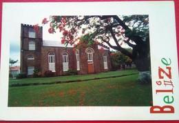 St John's Cathedral - Belize