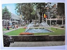 BELGIQUE - NAMUR - Square Léopold Et Pavillon Du Syndicat D'Initiative - Namur