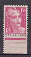 N° 712 Marianne De Gandon: Un Timbre Neuf Impeccable Sans Charnière - 1945-54 Marianna Di Gandon