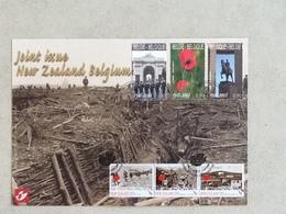 3842HK Wereldoorlog. - Souvenir Cards