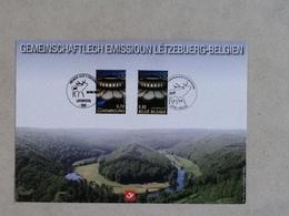 3676HK Luxembourg. - Souvenir Cards