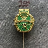 Badge Pin ZN008633 - Wrestling Championships Sweden Brännan IF 1959 - Lucha