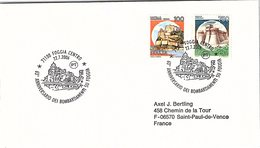 ITALIA. BUSTA.  63° ANNIVERSARIO DEI BOMBARDAMENTI SU FOGGIA FOGGIA 2006 - Seconda Guerra Mondiale