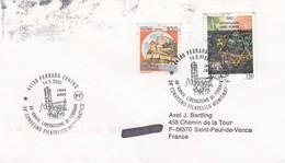 ITALIA. BUSTA.  60° ANNIVERSARIO LIBERAZIONE DI FERRARA FERRARA 2005 - WW2