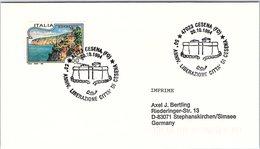 ITALIA. BUSTA.  50° ANNIVERSARIO   LIBERAZIONE CITTA DI CESENA CESENA  1994 - Seconda Guerra Mondiale